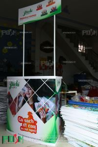 Booth Sampling Pichi của IPP Global